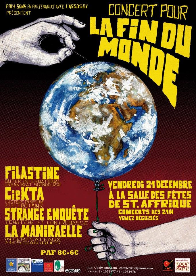 Fly_Fin du Monde