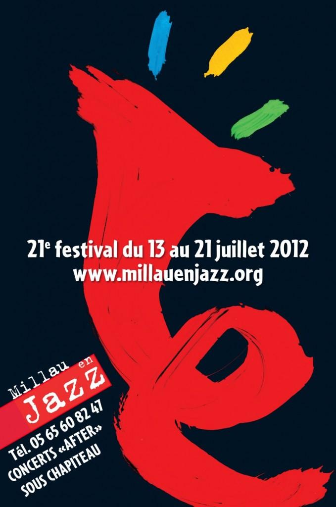 MJZ 2012affiche