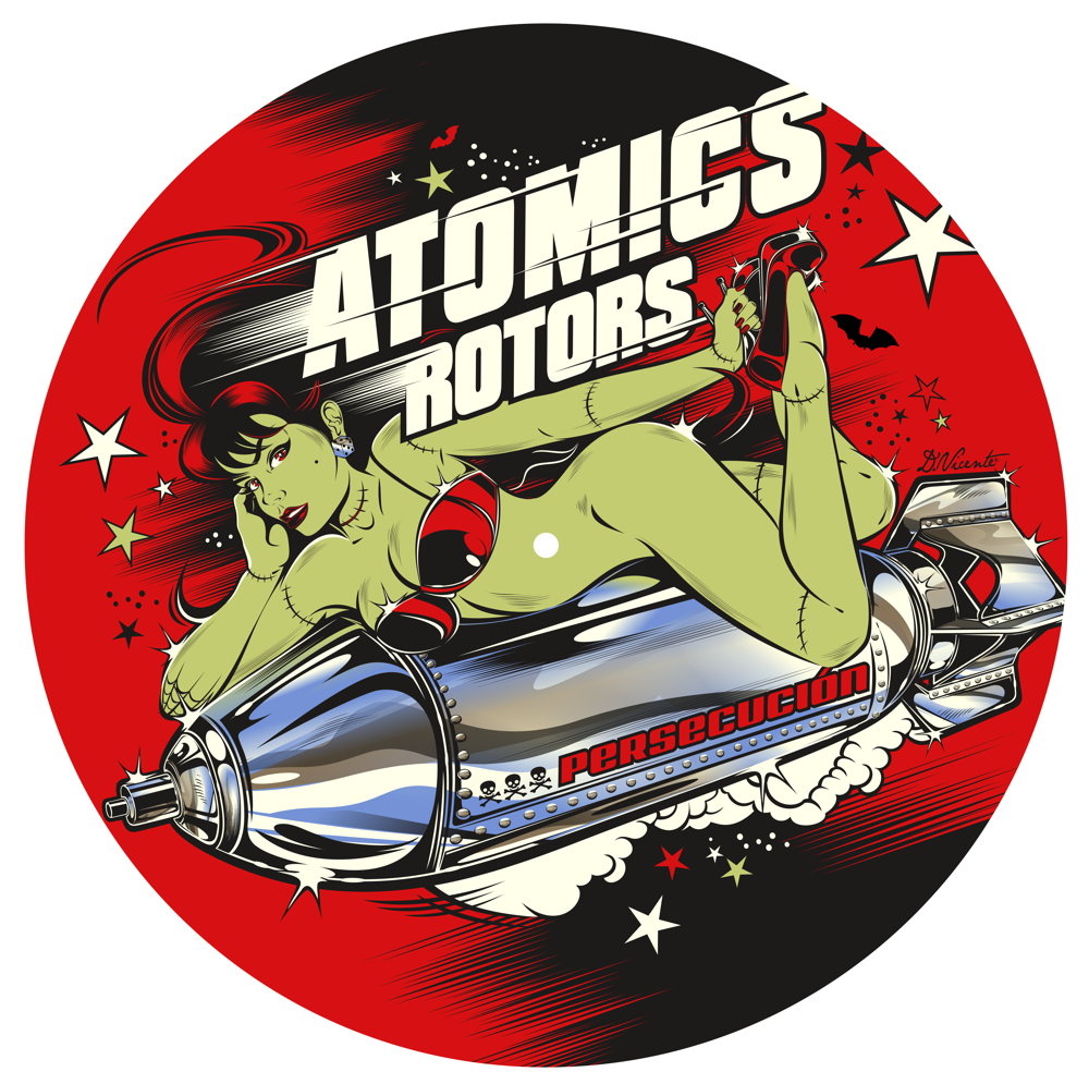 atomics rotors color 7